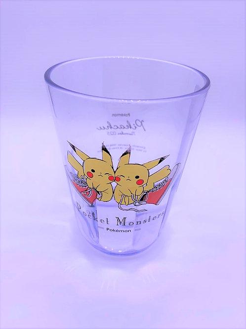 Pokemon 透明樹脂杯 (每款)