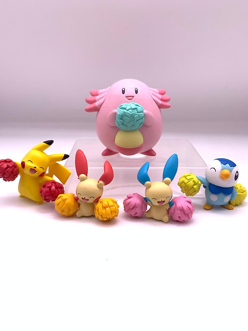 Pokemon 啦啦隊系列 (全套售)