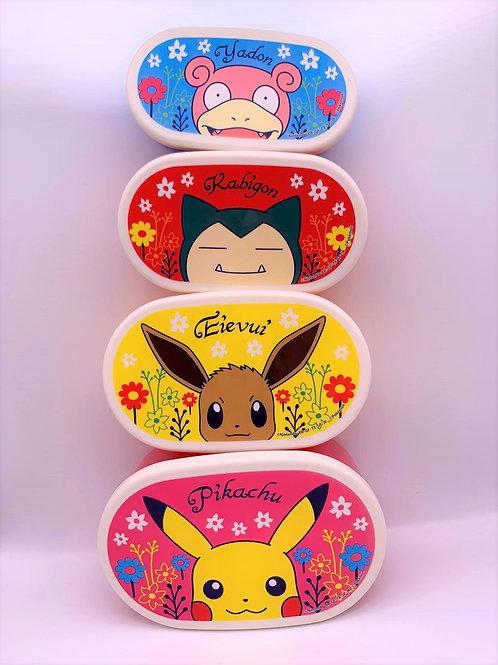 Pokemon 4層食物盒