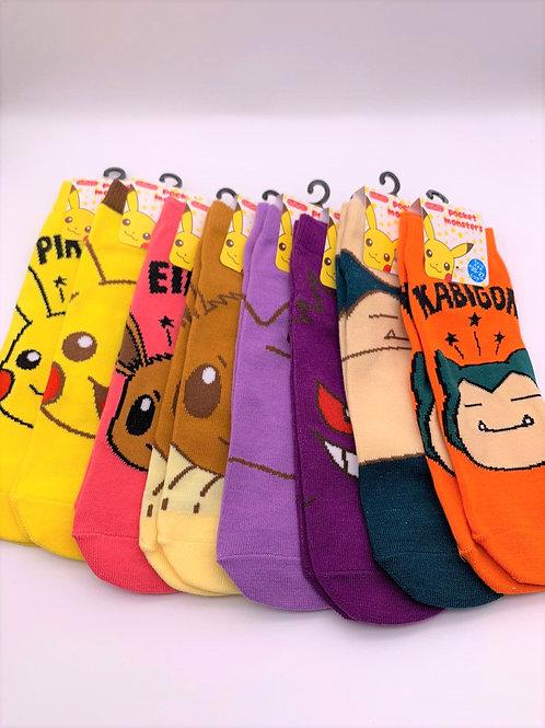 Pokemon 襪 (每款)