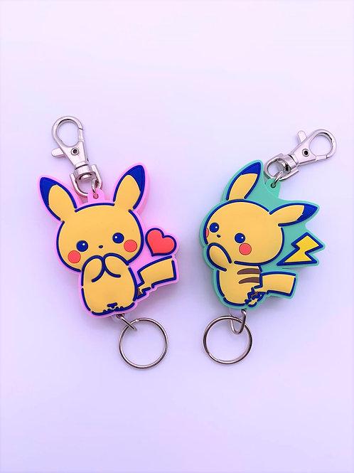 Pokemon 鑰匙扣 (每款)