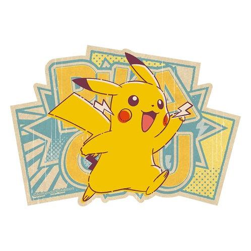 Pokemon 旅行貼紙