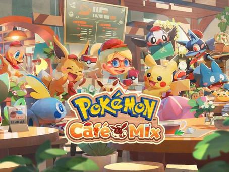 益智遊戲《Pokemon Cafe Mix》有得下載,一齊同寶可夢打造繽紛可愛嘅咖啡店!
