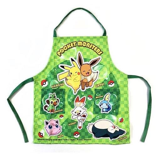 Pokemon 兒童圍裙
