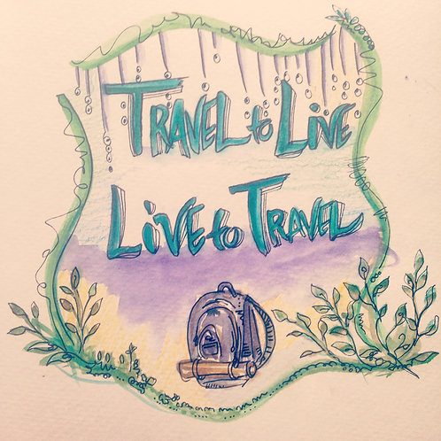 Travel to Live, Live to Travel