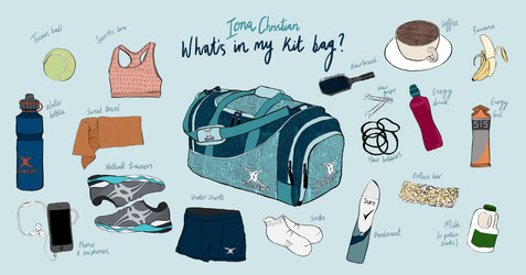 What's in my kit bag?
