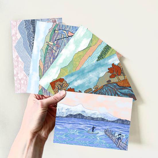 Adventure Card Set