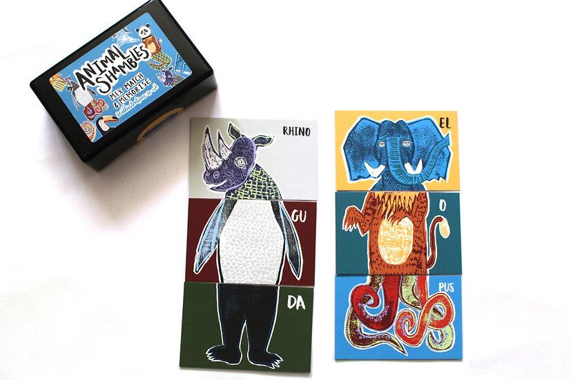 Animal Shambles - Card Game