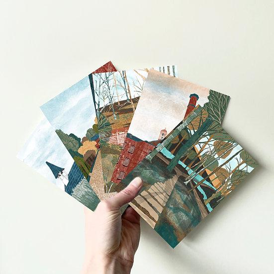 Styal Card Set