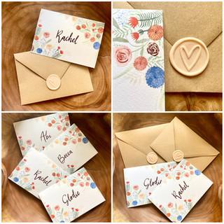 Bridesmaid Cards