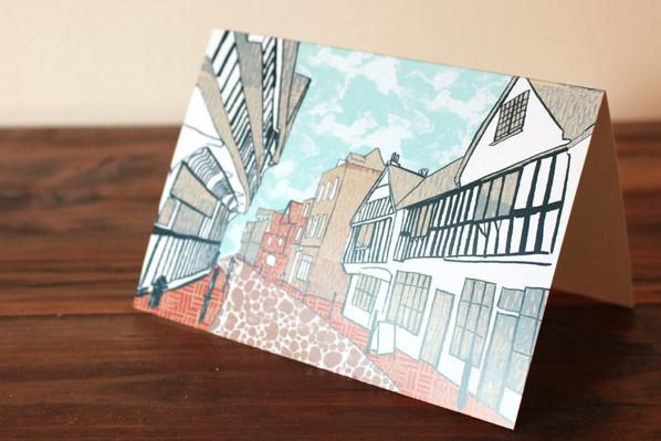 Friar Street card