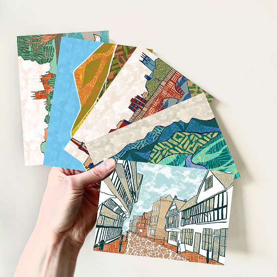 Worcestershire Cards
