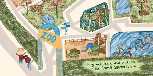 The Animal Shambles Zoo