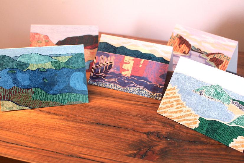 Landscape Card Set