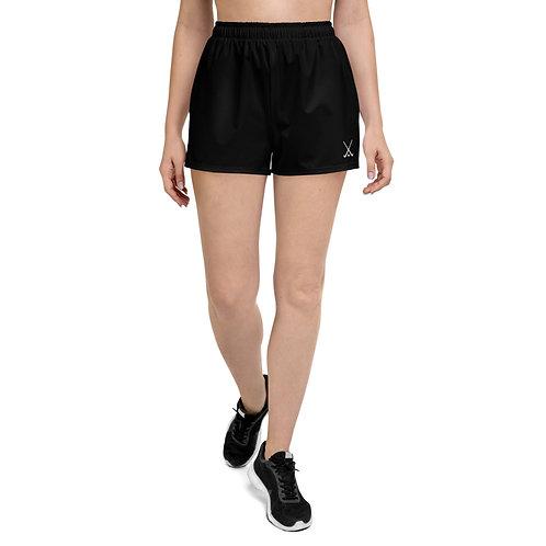 FHL Women's Athletic Shorts (Black)