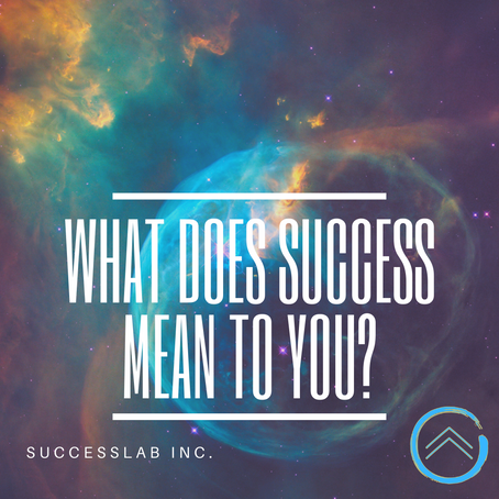 Welcome to SuccessLab Inc.