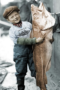 Vintage Fishing Photos