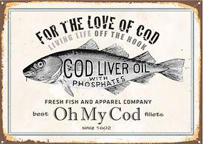 I Love Cod