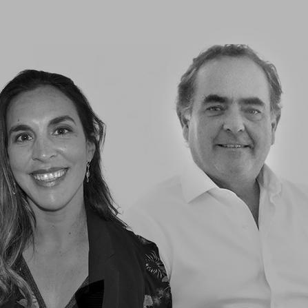Carolina Cuneo y Max Purcell: El ocaso de los disfraces