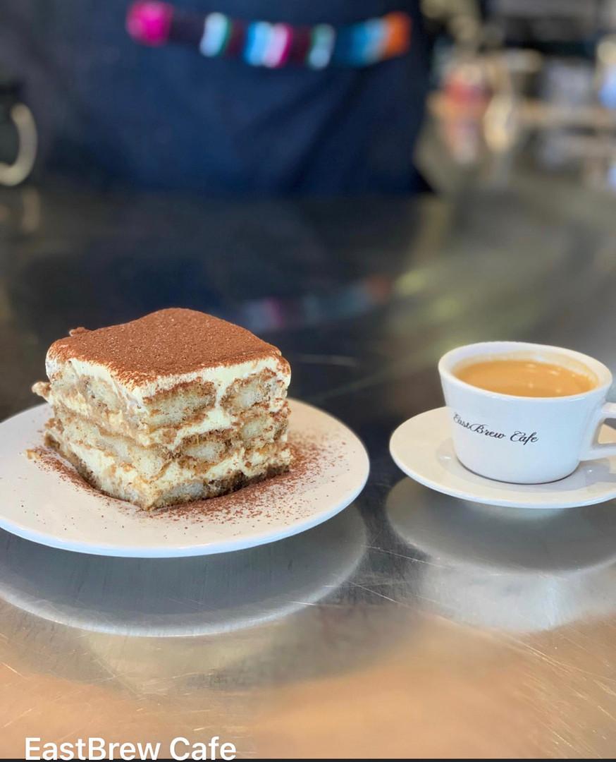 Tiramisu & Espresso