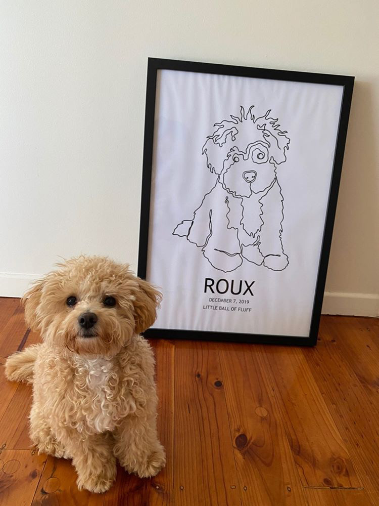 ROUX AND HIS ART