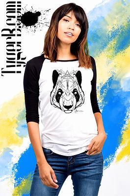 tyger b panda shirt