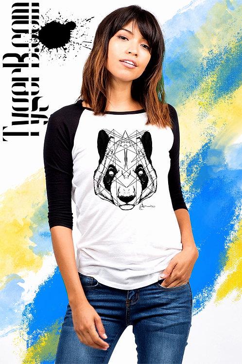 Retro Panda Tee