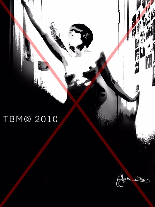 """""""For The Rockstar In You"""" ©TBM2010 TygerB.com"""