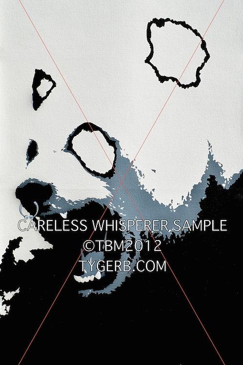 """Careless Whisperer"" TygerB.com TBM2012"