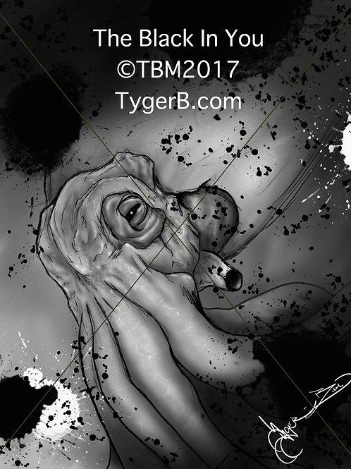 The Black In You  ©TBM2017 TygerB.com
