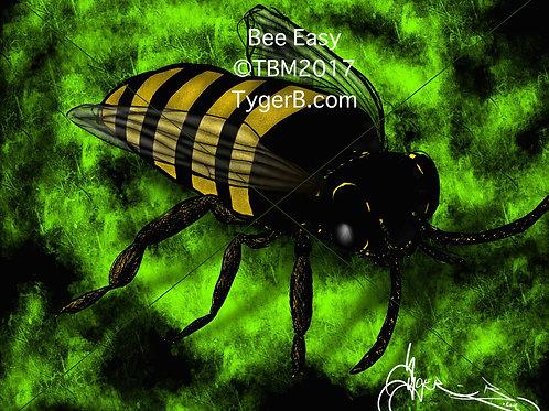 Bee Easy ©TBM2017 TygerB.com