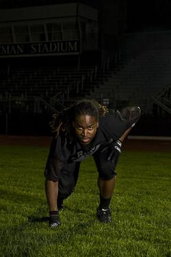 tyger football player