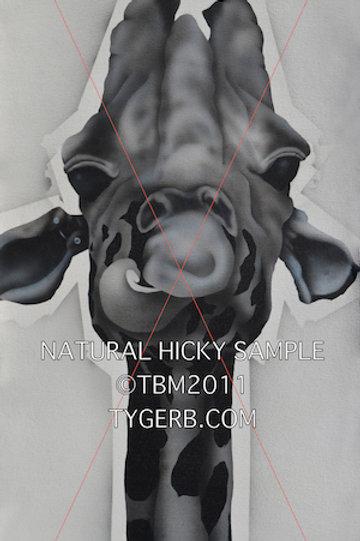 """Natural Hicky"" Tyger-B TBM2011"
