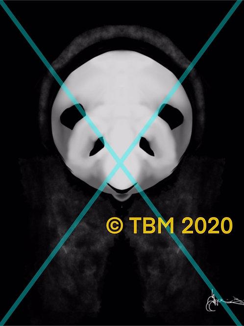 """""""Panda Dreams"""" ©TBM2020 TygerB.com"""