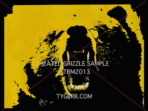 """Heated Grizzle"" Tyger-B TygerB.com TBM2013"