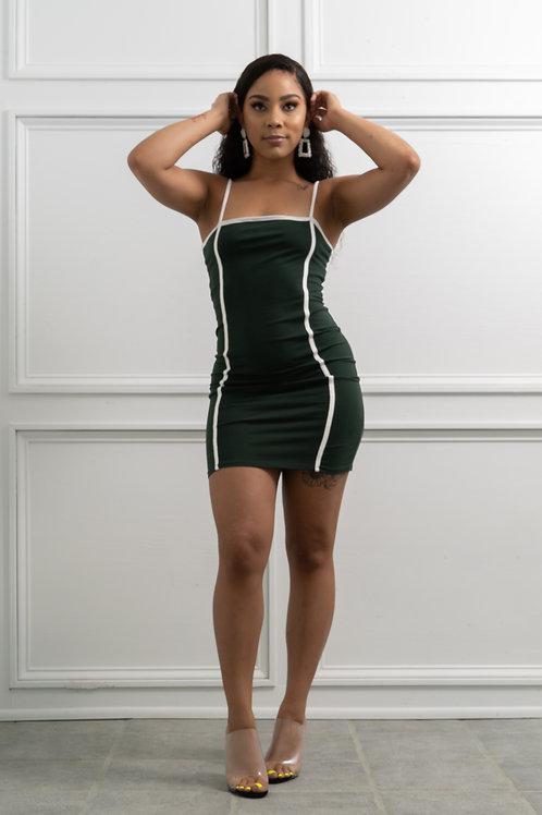 Pine Tree Cami Dress
