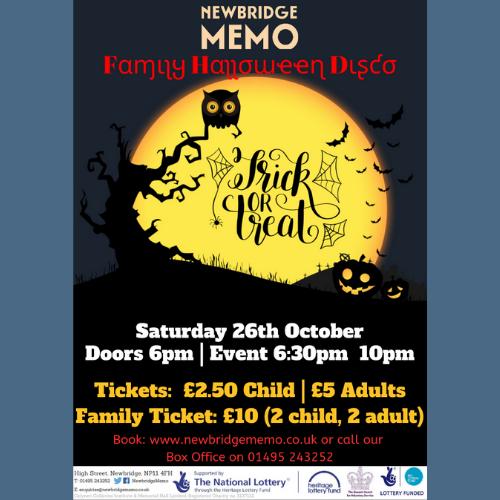 Upcoming Events | Newbridge Memo - Multi Venue Facility