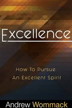 """""""Excellence"""""""