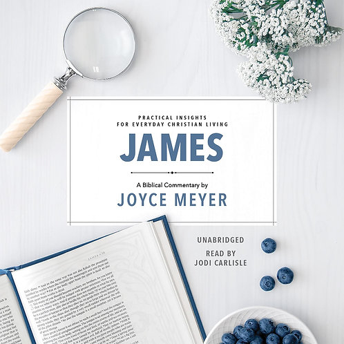 Joyce Meyer - James Biblical Commentary
