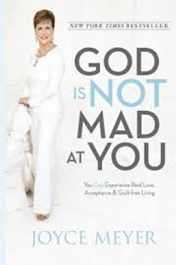 """""""God is Not Mad at You"""""""