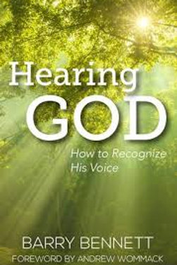 """Hearing God"""