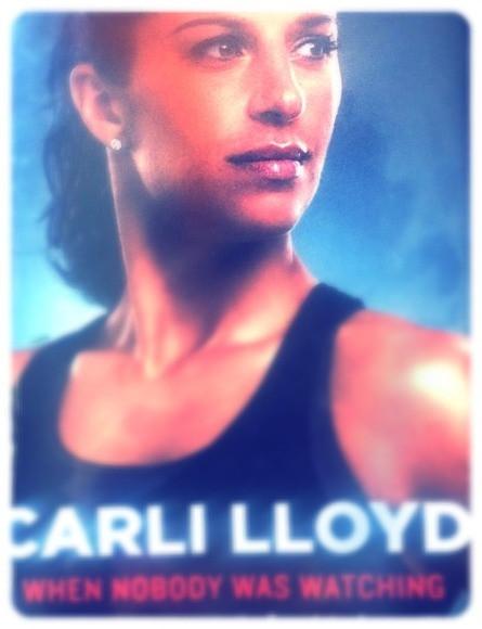 Carli Lloyd's Book Cover