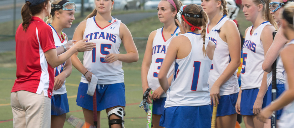 Return of the Titans - Field Hockey Team Wins Conference and Goes to States