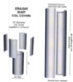 Straight Shaft Column Cover
