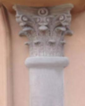 Custom Resoration Capital - Column