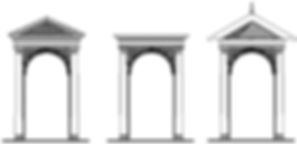 Pediments and Lintels