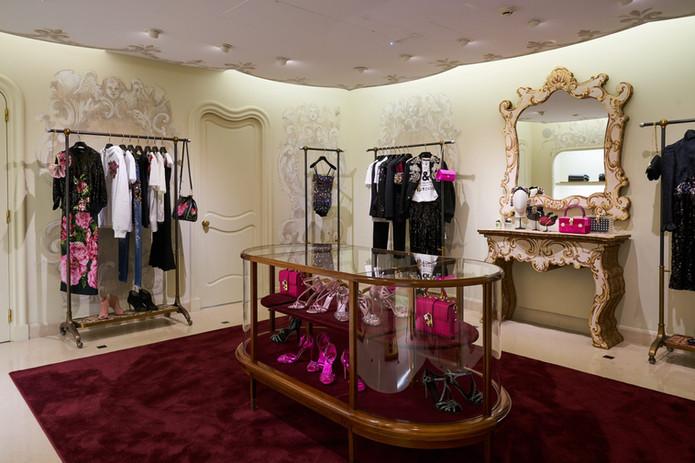 Dolce and Gabbana Phantom Panel