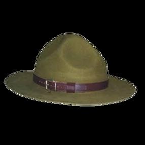 Sombrero de uniforme