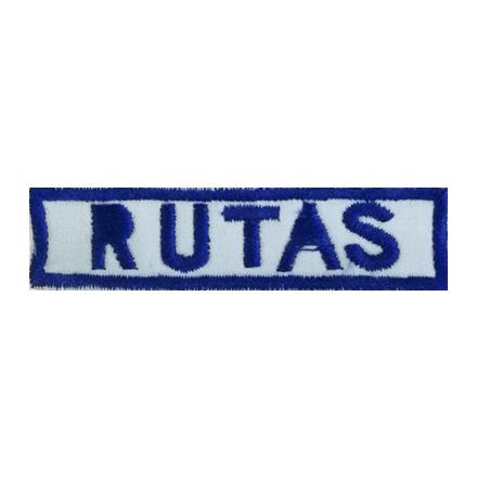Insignia identificativa: Rutas
