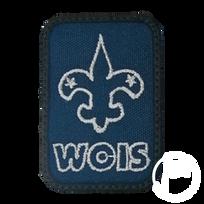 Insignia de WOIS (Modelo de uniforme)